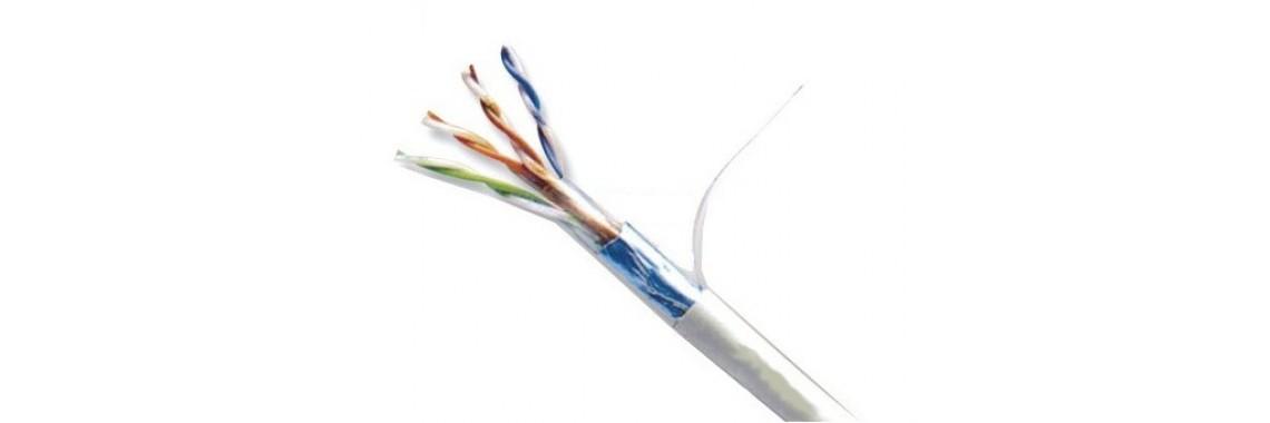 FTP, UTP кабели