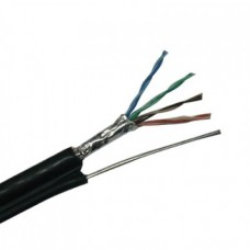 Кабел FTP CCA + носещо въже