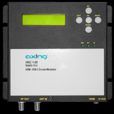 AXING HKC 1-00 - HDMI МОДУЛАТОР В СТАНДАРТ DVB-C