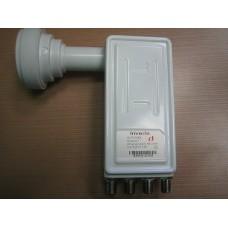 Inverto White Tech Quad 23mm - Конвертор
