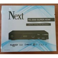 Next YE-2000 SUPER HDMI - Сателитен приемник