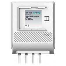 AXING OPU 15-00 - Quad оптичен конвертор