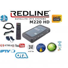 REDLINE M220 HD - САТЕЛИТЕН ПРИЕМНИК + IPTV